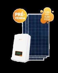 GERADOR DE ENERGIA SOLIS 7,29kWp