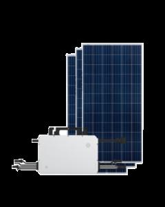 GERADOR DE ENERGIA HOYMILES - Pot. Máx 4,5kWp