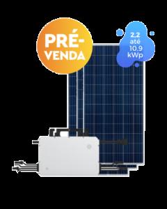 GERADOR DE ENERGIA HOYMILES - Pot. Máx 10,5kWp