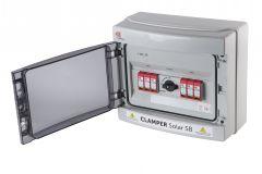 STRING BOX CLAMPER (015907) SB 1000 18kA 1-2 E / 2 S